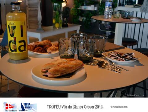 2016/02/27 i 28 Trofeu Vila de Blanes Creuer