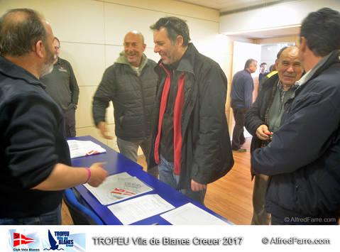 2017/03/04 i 05 Trofeu Vila de Blanes Creuer
