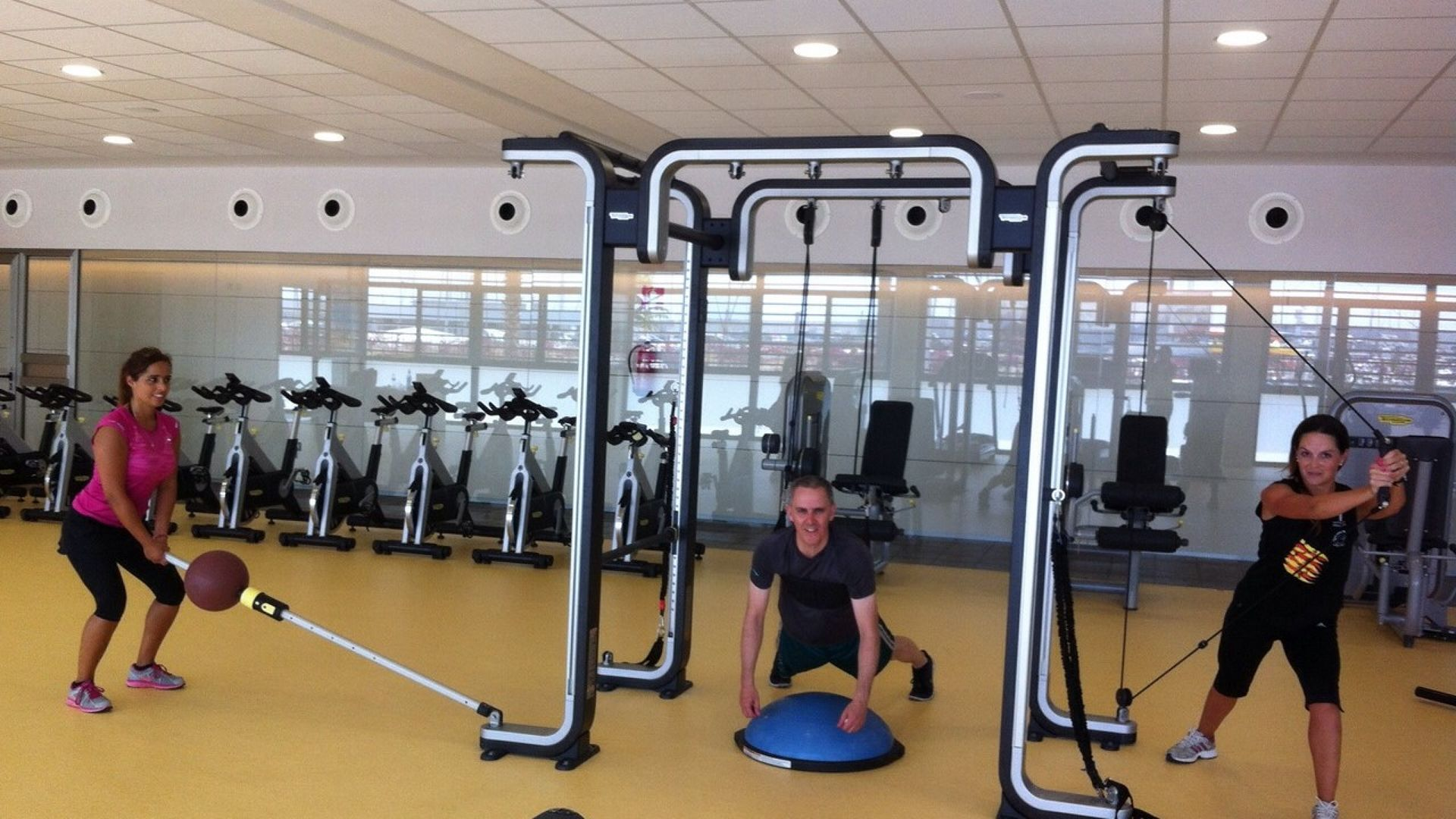 Obrim Fitness & Spa Club Vela Blanes!