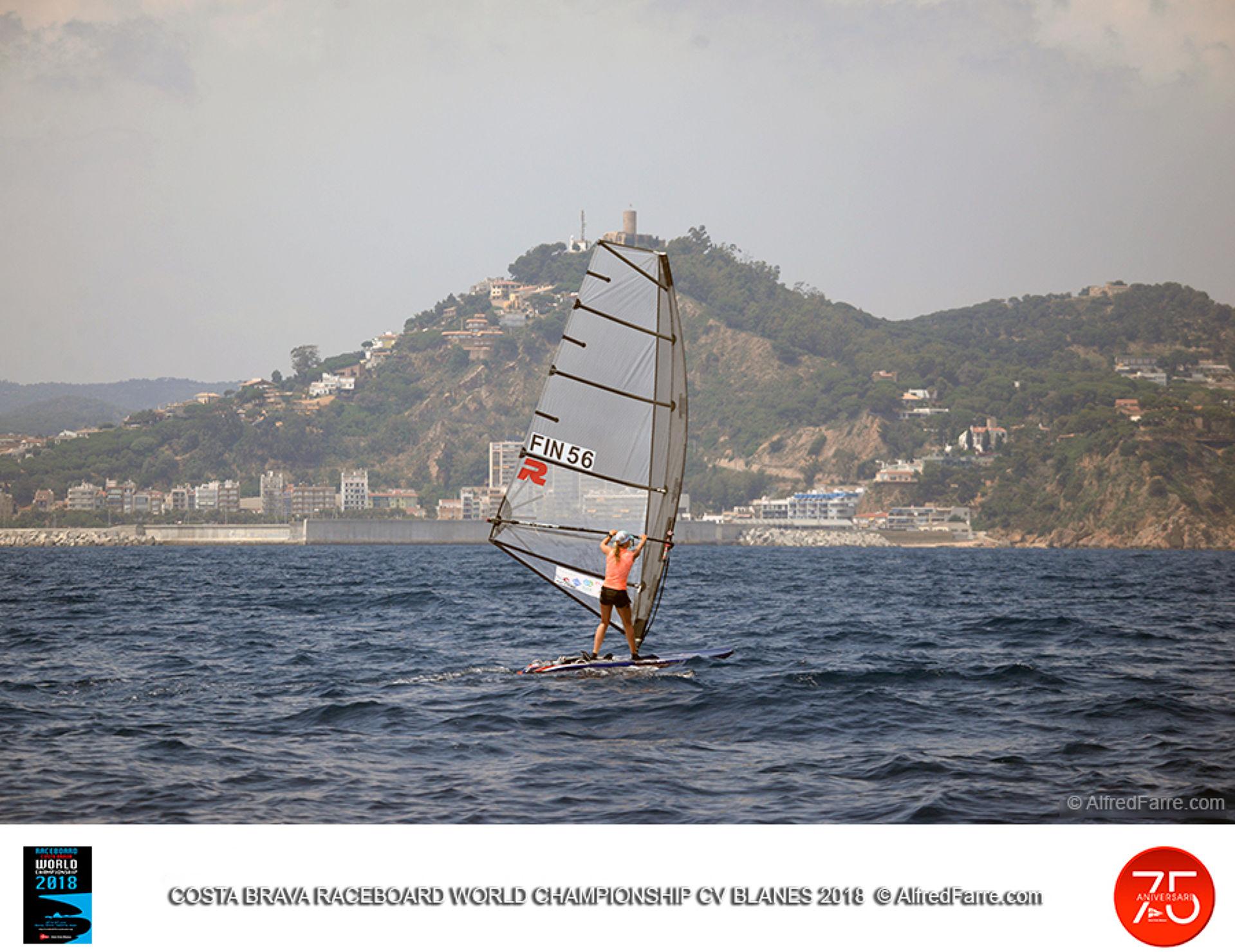 Aleksandra Blinnikka sentencia el Mundial de Blanes a una jornada de la seva finalització i el Portugués Joao Rodrigues es farà amb el títol mundial a la categoria masculina.