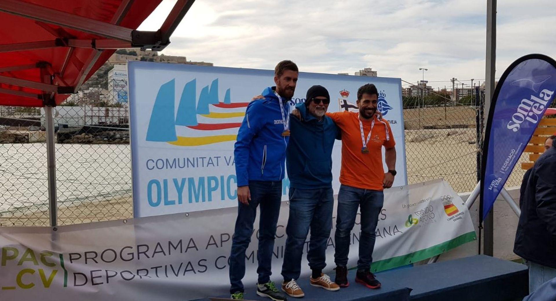 Alejandro Rivera, Raceboard, primer podi nacional del 2019