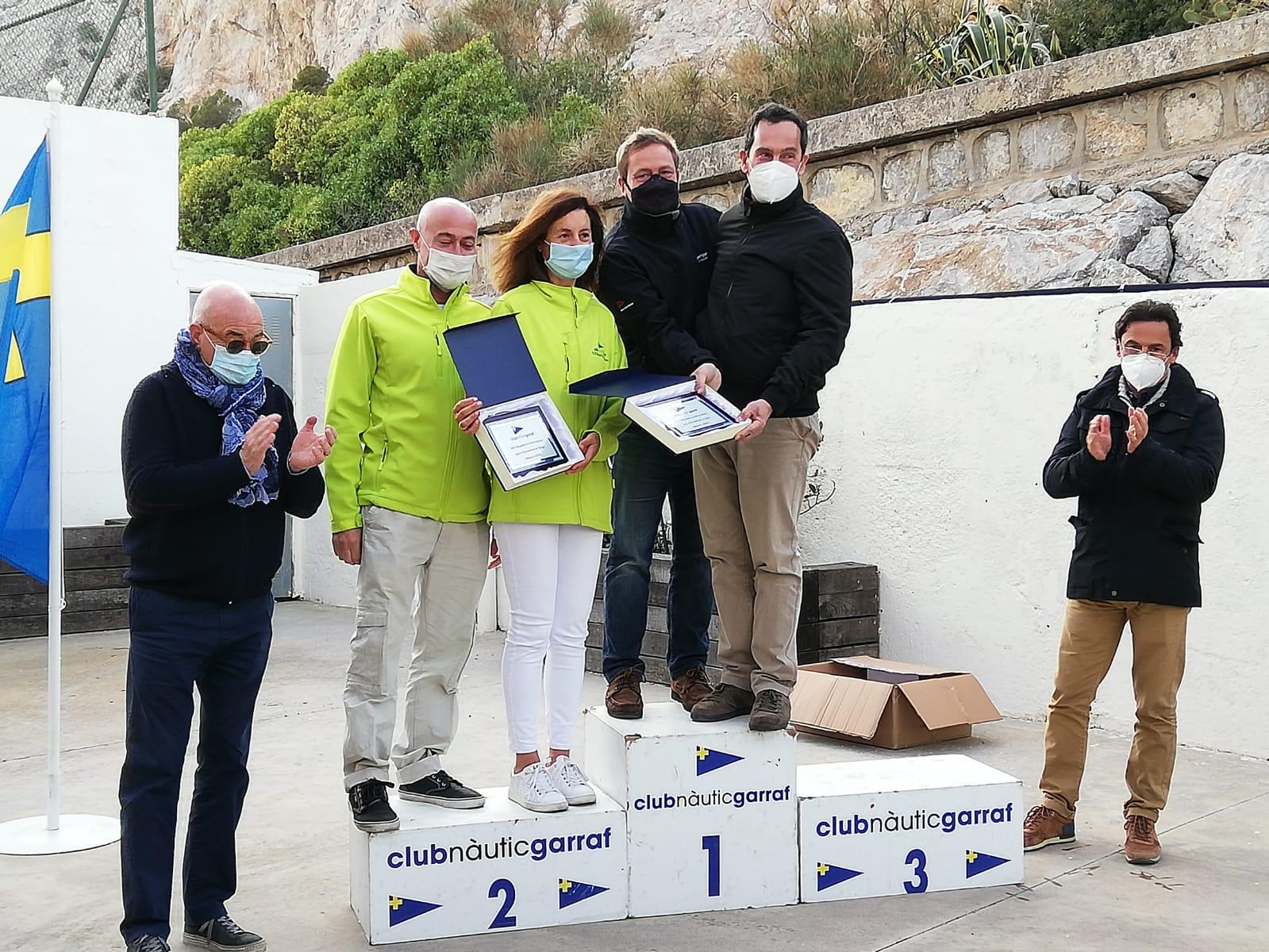 El KORRIGAN 4 guanya la 21ena edició de la regata La Petrolera A Dos