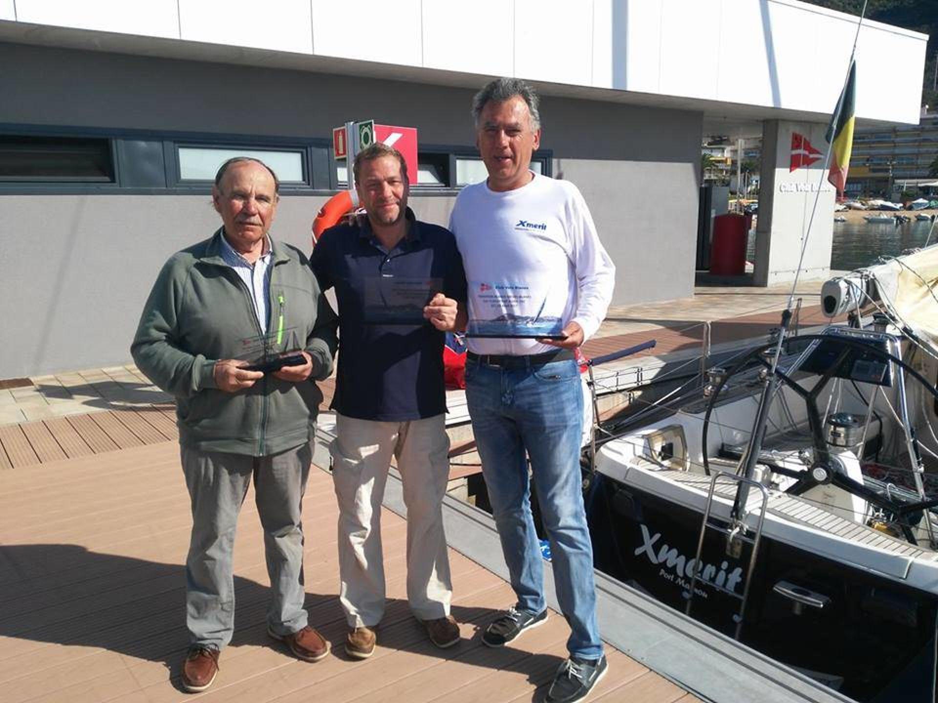 Korrigan i Beringuinys del Club Vela Blanes 2n i 3er en una duríssima 2ª edició de la BMB
