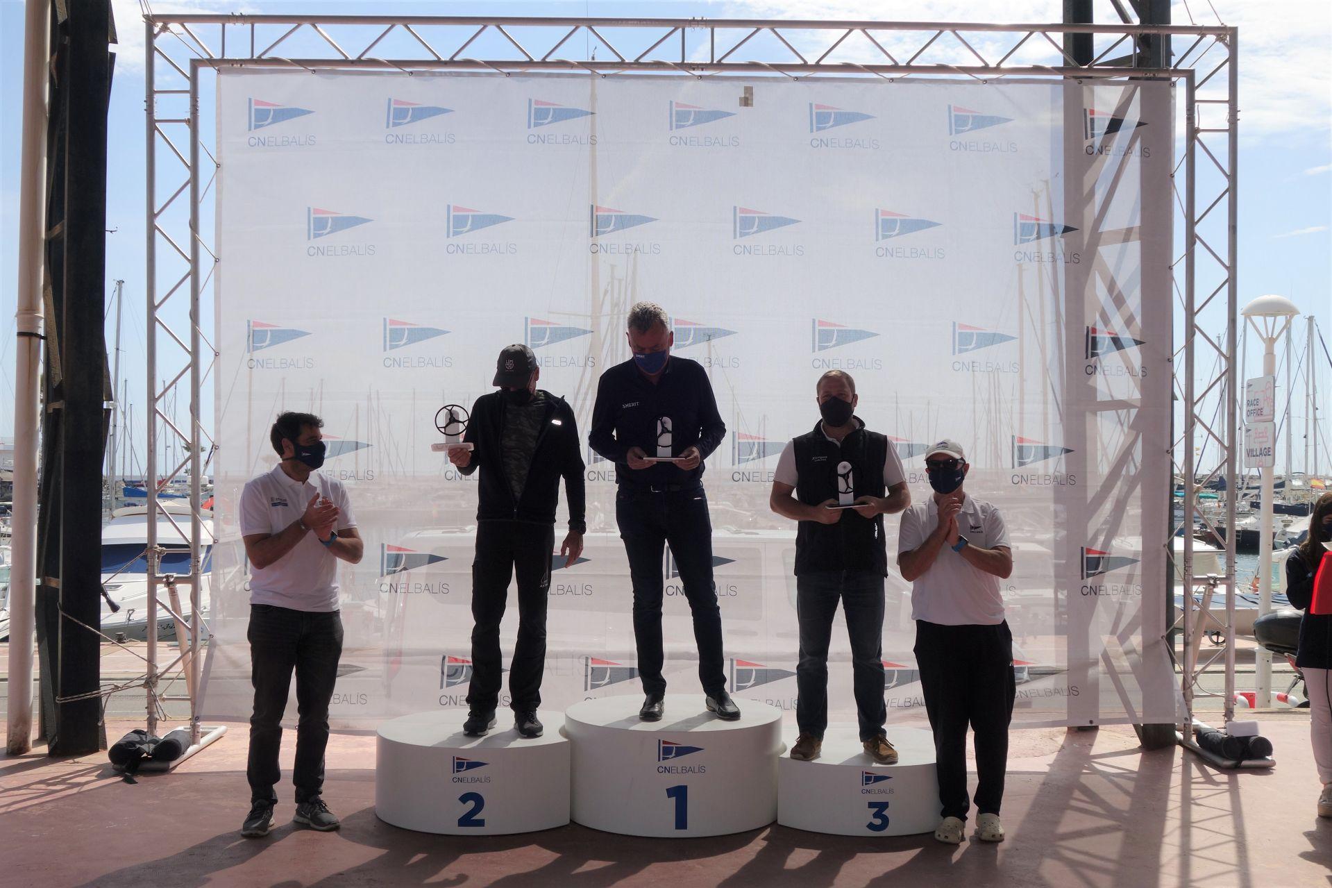 SMERIT i KORRIGAN primer i tercer a la 21ena edició de La Dragonera