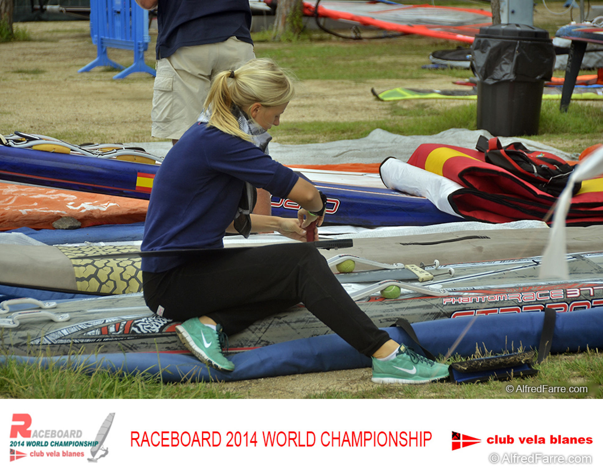 Raceboard World Championship Begins