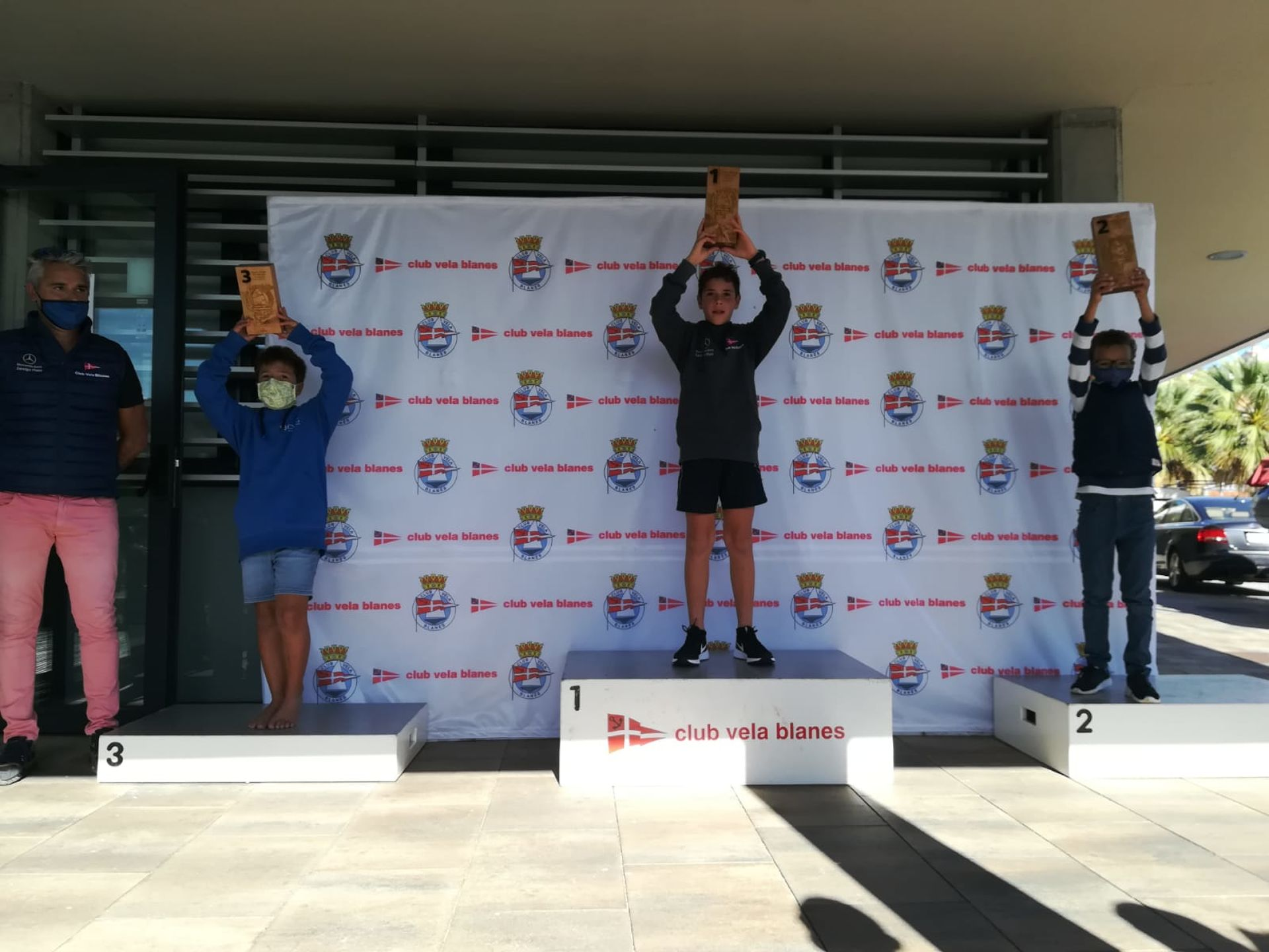 Max Piguillem, Ibai Ibarguren i Nicolàs Hernández, triple podi al Trofeu Tardor 2020