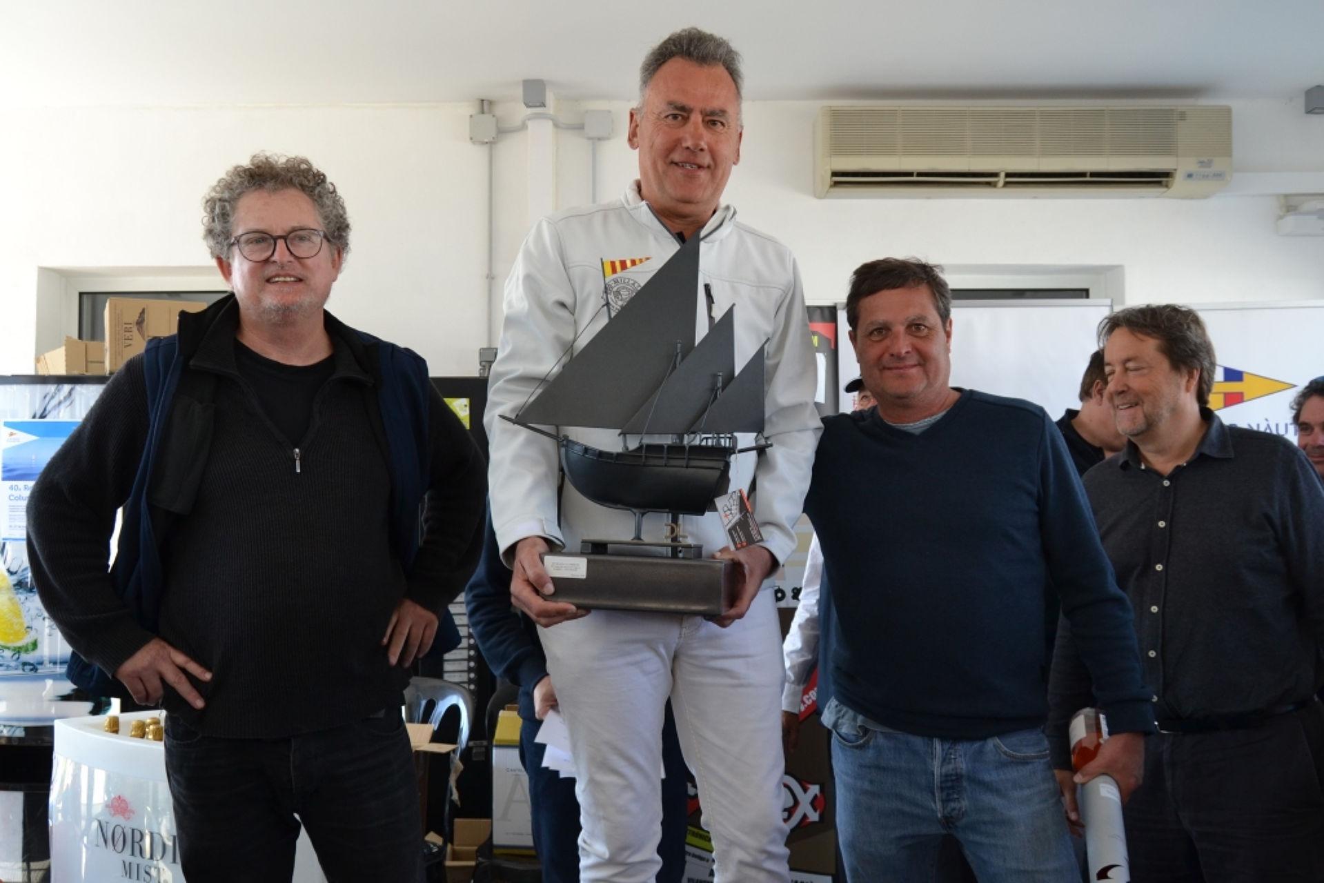 X-MERIT guanya una complicada 40ena edició de la Regata Columbretes amb més 50 iots inscrits.