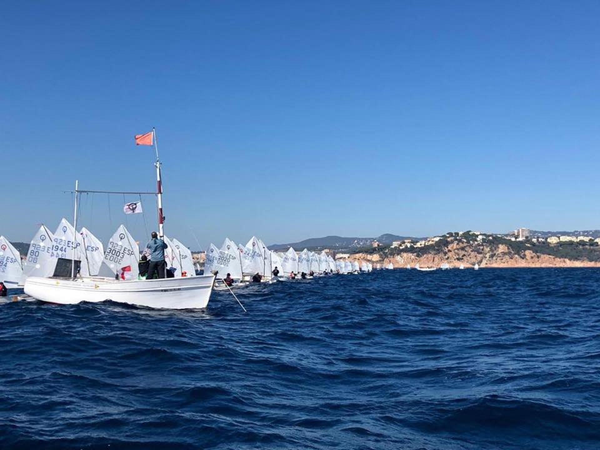 Els blanencs Manresa i Gragera participen a la IV Guíxols Cup.