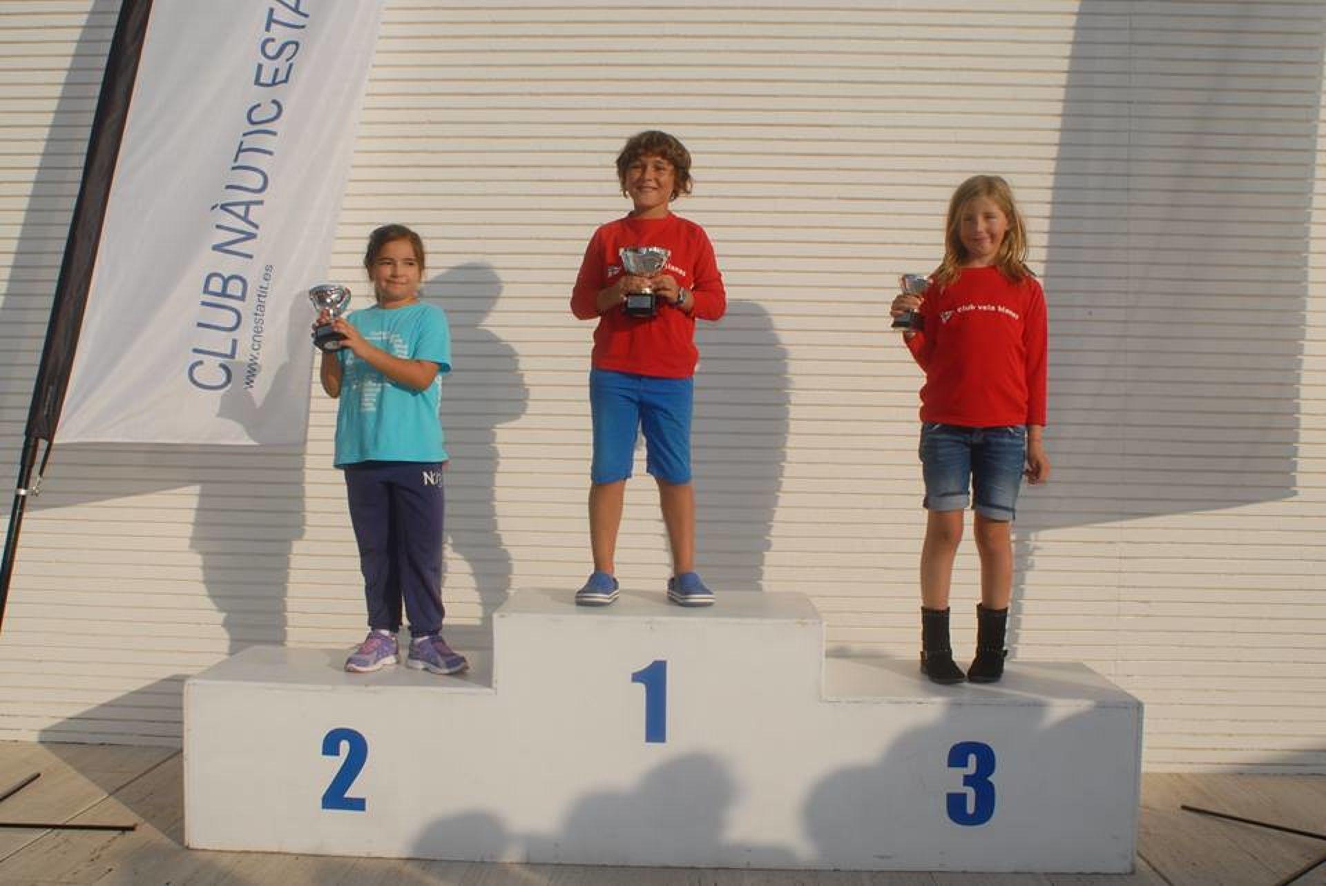 Guillem Manresa i Emma Cabré triomfen al Trofeu Illes Medes 2014