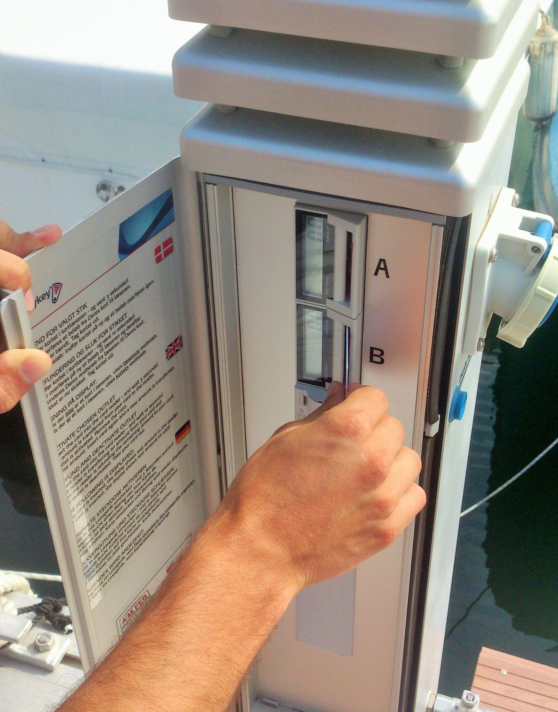 Ja ha entrat en funcionament el control de consum de llum i d'aigua mitjançant targeta d'usuari.