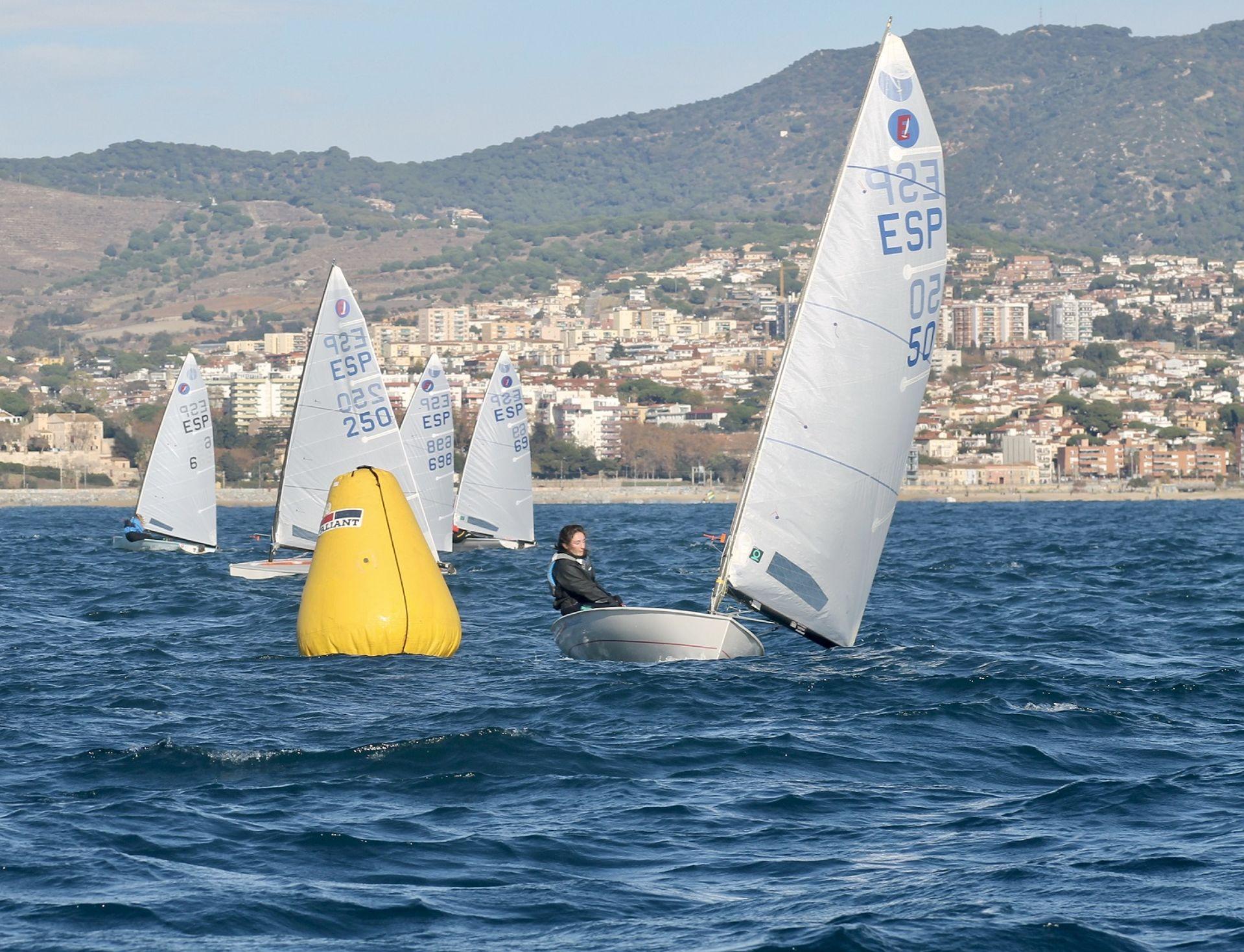 L'equip blanenc de classe europa participa a la Copa d'Espanya