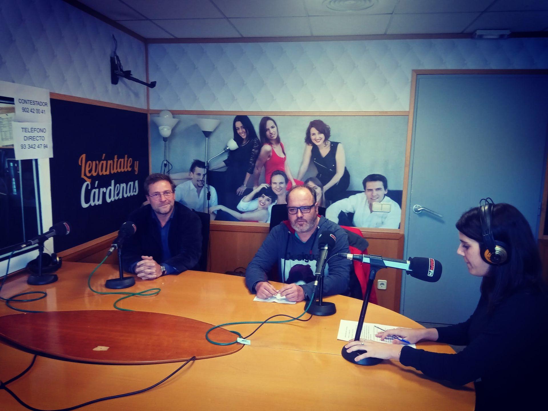 El Club de Vela Blanes protagonista a Onda Cero Radio