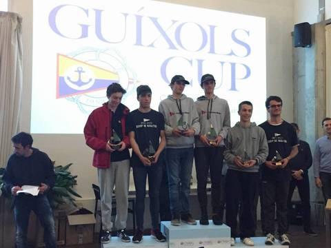 Els germans Parés s'emporten la II Guíxols Cup a la classe 420
