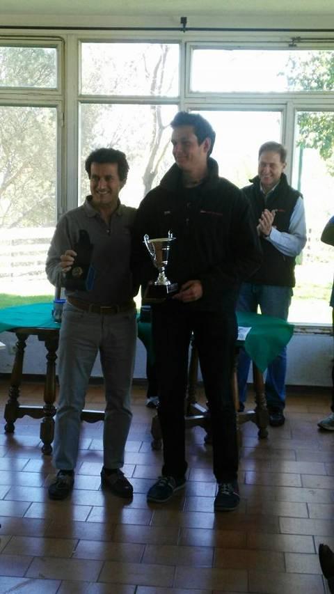Carlos Ordóñez subcampió d'Espanya i Campió Espanya juvenil a classe Finn