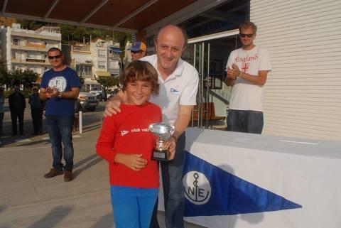 Guillem Manresa i Emma Cabré triomfen al Trofeu Illes Medes 2014 - 2