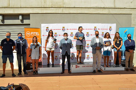 Curro Manchón i Anto Domínguez Campions d'Espanya de Raceboard. - 1