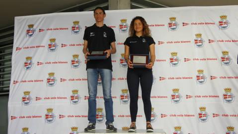 Ascensión Roca (RCNT) i Rafa Rabasa (CN Balís) Campions de la Copa d'Espanya 2018 - 7