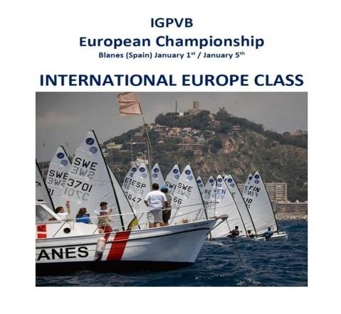 European Championship (europe class) CANCEL·LAT