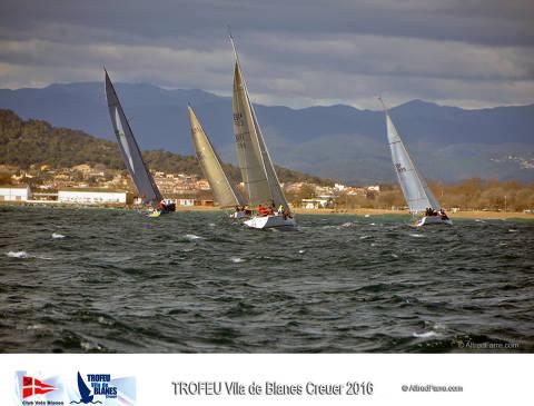 Salvador Vieta amb el TRAMENDU (ORC-2) guanya el Trofeu Vila Blanes Creuer 2016 - 6