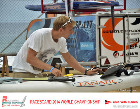 Raceboard World Championship Begins - 1