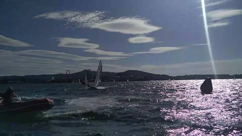 Els 420 del CVB a la Copa d'Espanya a Vigo