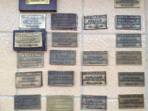 Sabies que la Regata Vila de Blanes Creuer era abans coneguda com la Regata Príncep de Girona? - 2