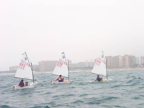 Campionat de Catalunya Zonal Nord 2004, Classe Optimist - 3