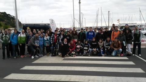 Alumnes del Tecno Campus de Mataró visiten les nostres instal·lacions. - 3