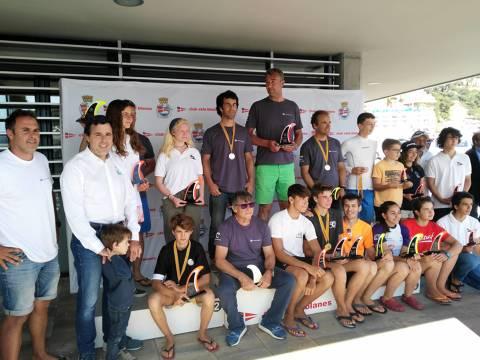 Gonzalo Giribet, del Club Vela Blanes, nou Campió de Catalunya 2017 de Raceboard - 4