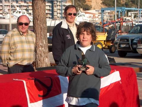 Campionat de Catalunya 2003 Optimist Zonal Nord - 1