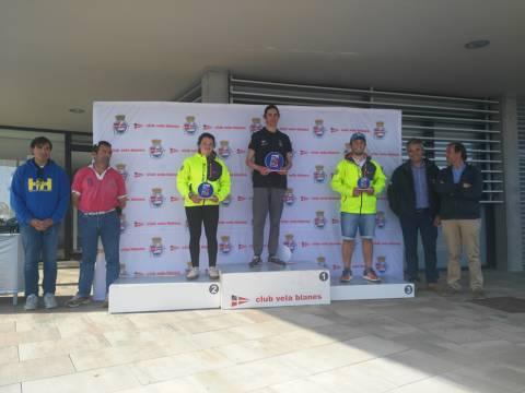 Rafa Rabasa en Europa, Eduardo Ferrer/Carlos de Maqua en 420 i José Luís Doreste en Finn, guanyadors absoluts al Trofeu Primavera N2 - 1