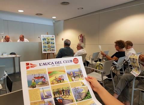 El calendari del 75è aniversari omple d'activitats el mes de juliol