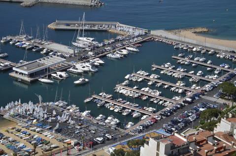 Bandera Blava 2020: El Club de Vela Blanes dins el selecte grup dels millors ports esportius. - 1