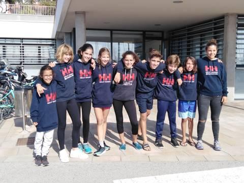 L'Equip de la classe Optimist i els integrants de l'Escola de Vela participen en un Trofeu Tardor N3 entre amics. - 8
