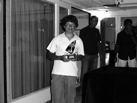 Lliurament de trofeus temporada 04-05 - 10