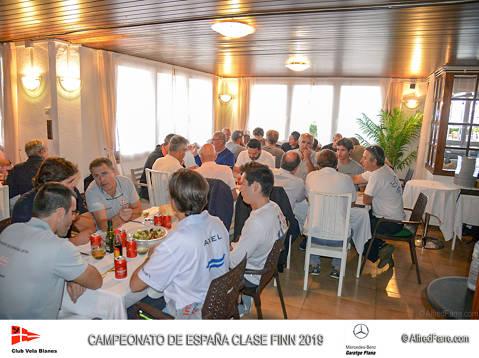 Arranca el Campeonato de España de Finn con el andaluz Pablo Guitián como favorito. - 5