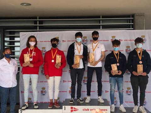 Aleix Subirà 3er masculí al Campionat de Catalunya. - 2