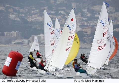 37 Trofeo S.A.R. Princesa Sofía - 1