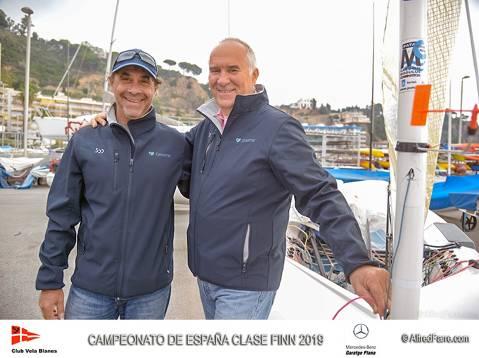 Arranca el Campeonato de España de Finn con el andaluz Pablo Guitián como favorito. - 2