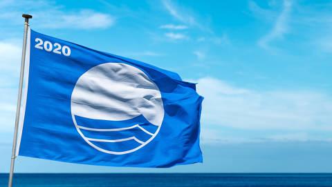 Bandera Blava 2020: El Club de Vela Blanes dins el selecte grup dels millors ports esportius.