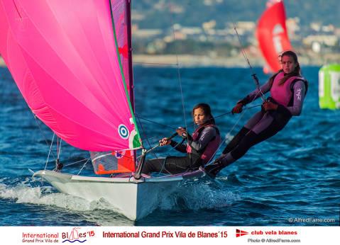 Tercera Jornada del International Grand Prix Vila Blanes: es consoliden els líders