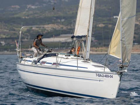 El BABAU, de Jordi Vidal, 3er a la categoria SOLITARIS, a la Boomerang-Balsamar - 1