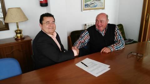 El Club Vela Blanes signa conveni de col·laboració amb el Club Tennis Blanes - 1