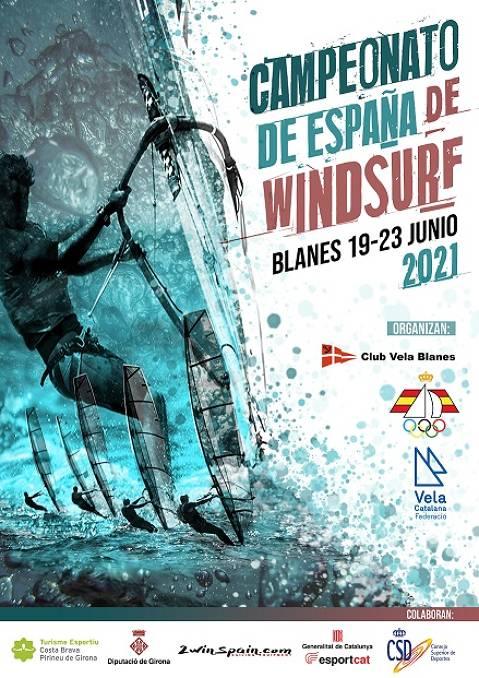 Campeonato España Windsurf 2021 (Raceboard / Open Foil / Fórmula Foil)