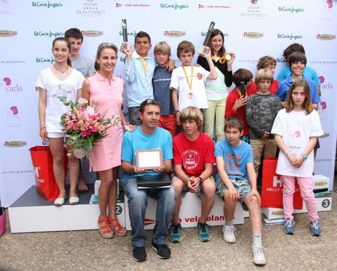 39è Vila Blanes Optimist Regata-V Trofeu CBRB / Campionat Catalunya Opt.G3