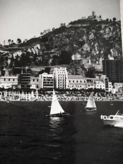 El Club de Vela Blanes va organitzar dues edicions del Campionat d'Espanya de Patins (1951 i 1955)  - 7