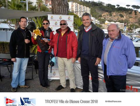 Salvador Vieta amb el TRAMENDU (ORC-2) guanya el Trofeu Vila Blanes Creuer 2016 - 1