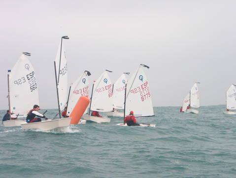 Campionat de Catalunya Zonal Nord 2004, Classe Optimist - 2