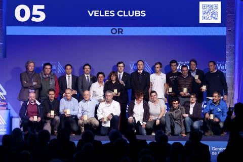 El Club de Vela Blanes al capdavant de la