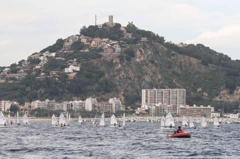 39è Vila Blanes Optimist Regata-V Trofeu CBRB / Campionat Catalunya Opt.G3 - 3